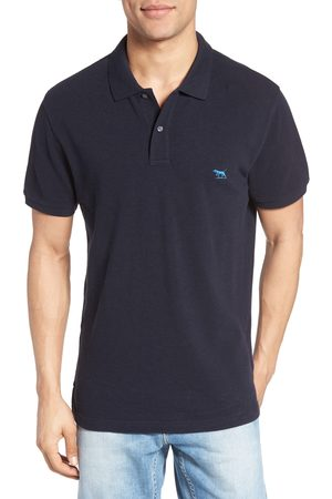 Rodd & Gunn Men Polo Shirts - Men's 'The Gunn' Pique Sports Fit Cotton Polo