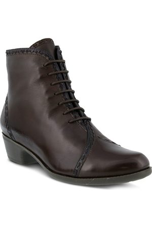 Spring Step Women's Jaru Lace-Up Bootie
