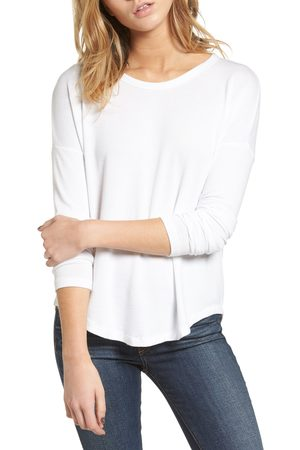 RAG&BONE Women's Hudson Long Sleeve Tee