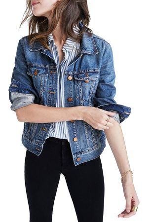 Madewell Women's Denim Jacket