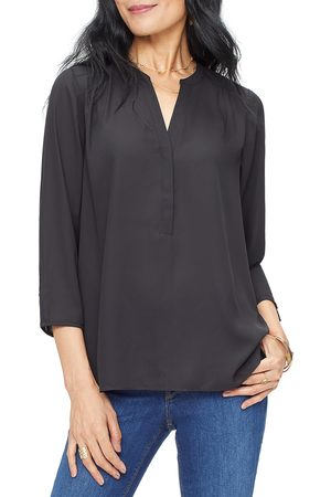 Curves 360 by NYDJ Women's Perfect Blouse