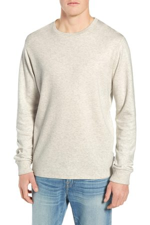 Frame Men's Classic Fit Long Sleeve Crewneck T-Shirt