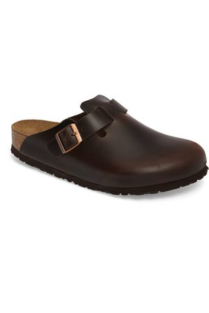 Birkenstock Men's Boston Soft Clog
