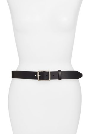 RAG&BONE Women's 'Boyfriend' Leather Belt
