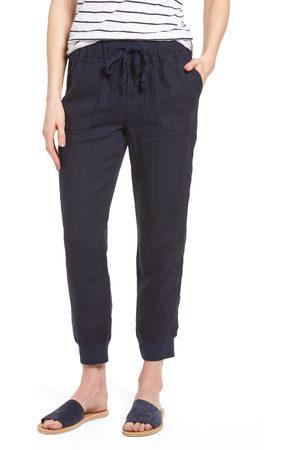 Caslon Women's Caslon Linen Jogger Pants