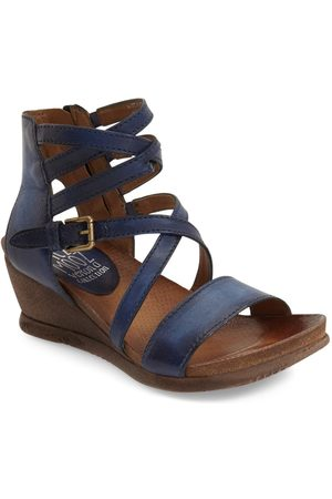 Miz Mooz Women's 'Shay' Wedge Sandal