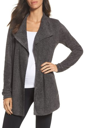Barefoot Dreams Women's Barefoot Dreams Cozychic Lite Coastal Cardigan