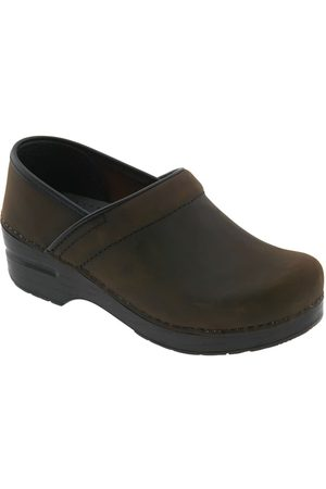 Dansko Women's 'Professional - Narrow' Oiled Leather Clog