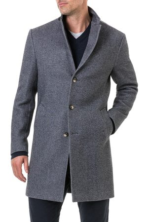 Rodd & Gunn Men's Calton Hill Wool Blend Coat