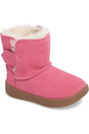756c0f8baca Toddler Girl's Ugg Keelan Genuine Shearling Baby Boot