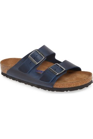 Birkenstock Men's Arizona Soft Slide Sandal