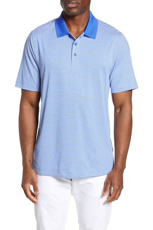 Cutter & Buck Men's Forge Drytec Classic Fit Stripe Performance Polo