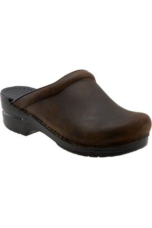 Dansko Women's 'Sonja' Oiled Leather Clog