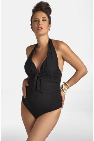 Pez D'Or Women's One-Piece Maternity Swimsuit