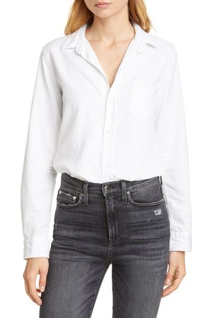 FRANK & EILEEN Women's Barry Denim Shirt