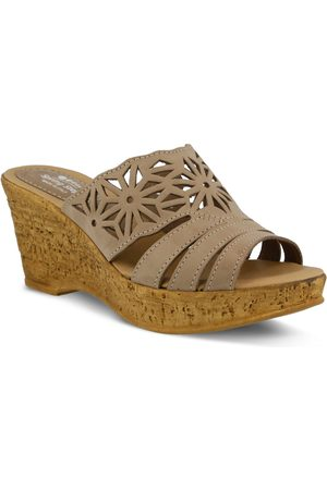 Spring Step Women's Dora Wedge Sandal
