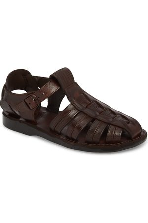 Jerusalem Sandals Men's Barak Fisherman Sandal
