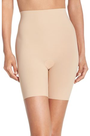 Commando Women's 'Control' High Waist Shaping Shorts