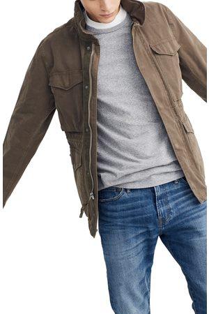 Madewell Men's Slim Fit Field Jacket