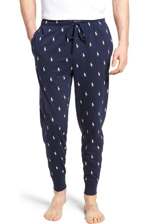 Polo Ralph Lauren Men's Pony Print Pajama Pants