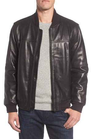 Marc Jacobs Men's Summit Leather Jacket