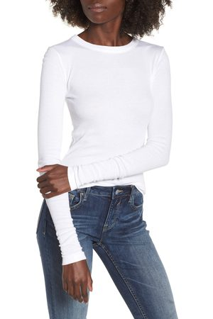 BP. Women's Ribbed Long Sleeve Tee