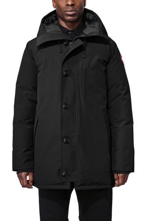 Canada Goose Men's Chateau Slim Fit Down Parka