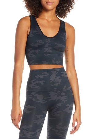 SPANXR Women's Spanx Look At Me Now Seamless Crop Top