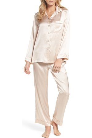 Papinelle Women's Silk Pajamas