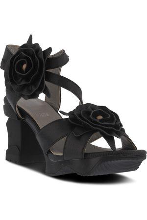 L'ARTISTE Women's Shelly Sandal