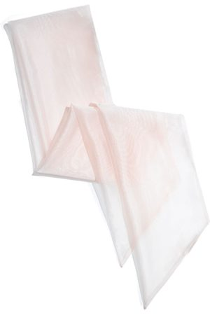 Us Angels Girl's Wide Organza Sash
