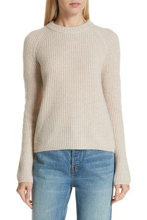 Jenni Kayne Women's Cashmere Fisherman Sweater