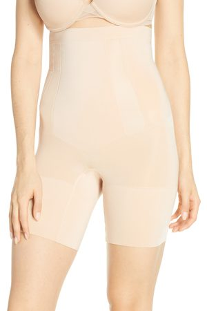 SPANXR Women's Spanx Oncore High Waist Mid Thigh Shaper Shorts
