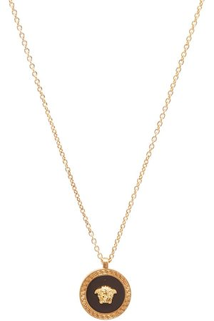 VERSACE Men Necklaces - Small Medusa Medallion Necklace