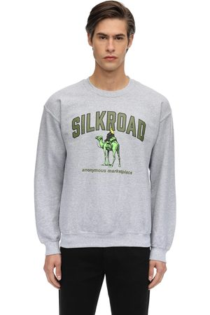 1800-PARADISE The Road Less Traveled Cotton Sweatshirt