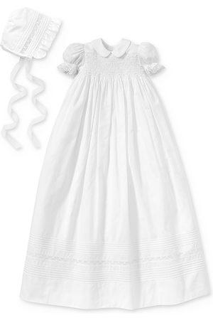 Kissy Kissy Girls' Christening Gown & Bonnet Set - Baby