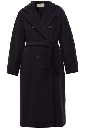 Max Mara Women Coats - Madame Coat - Womens - Navy