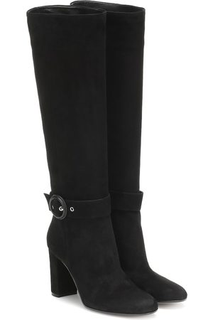 Gianvito Rossi Women Boots - Suede boots