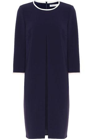 Max Mara Azulene crêpe dress