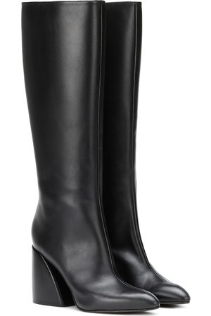 Chloé Women Thigh High Boots - Leather knee-high boots