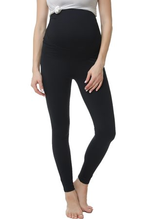 Kimi and Kai Women's Max Belly Support Maternity Leggings