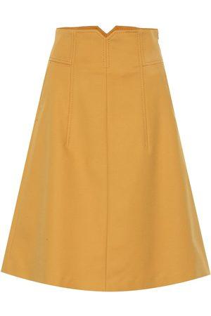 Dorothee Schumacher Bold Silhouette stretch-cotton skirt