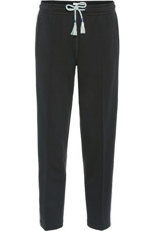 RAG&BONE Molly cotton jersey trackpants