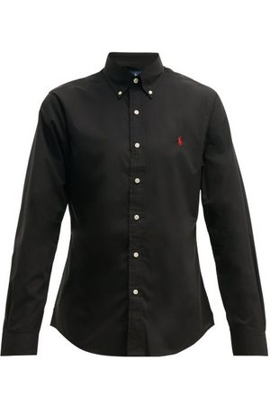 Polo Ralph Lauren Slim-fit Cotton-poplin Shirt - Mens