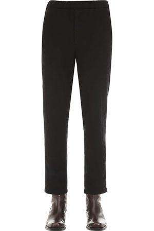 Rochas Men Pants - Wool Trousers