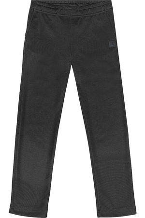 Acne Mini Face cotton-blend trackpants