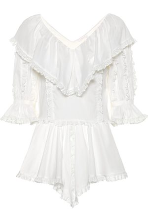 See by Chloé Cotton blouse