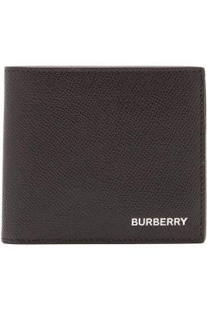 Burberry Grained-leather Wallet - Mens