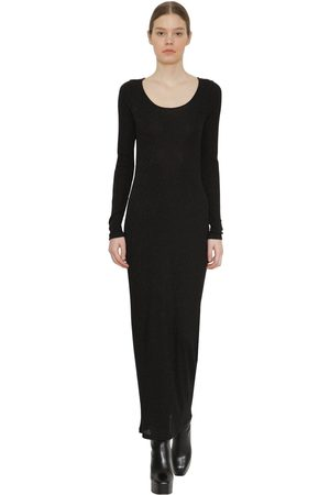 FAITH CONNEXION Women Casual Dresses - Long Stretch Jersey Dress