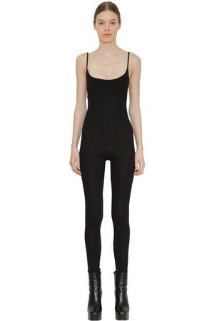 FAITH CONNEXION Women Jumpsuits - Stretch Jersey Jumpsuit